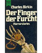 Der Finger der Furcht - Horror-Stories