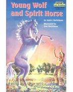 Young Wolf and Spirit Horse - level 3