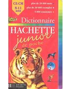 Dictionnaire Hachette Junior de poche