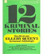 12 Kriminal Stories - Das Beste aus Ellery Queen's Kriminal-Anthologie nr. 16.
