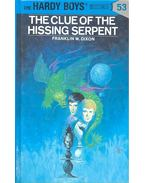 The Clue of the Hissing Serpent