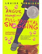 Angus, Thongs and Full-Frontal Snogging – Confessions of Georgia Nicolson