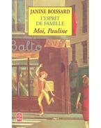 Moi, Pauline