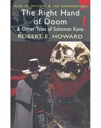 The Right Hand of Doom and Other Tales of Solomon Kane