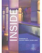 INSIDE - Interiors of Colour Fabric Glass Light