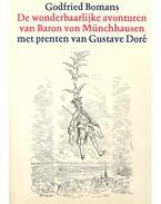 Der wonderbaarlijke avonturen van Baron von Münchhausen - met prenten van Gustave Doré