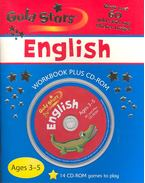 Gold Stars English Workbook + CD-ROM