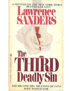 Third Deadly Sin - Sanders, Lawrence