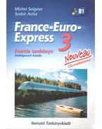 France-Euro-Express 3 B1 + CD