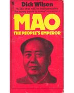 Mao, the People's Emperor