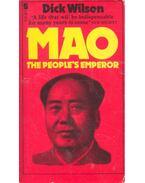 Mao, the People's Emperor