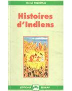 Histoires d'Indiens