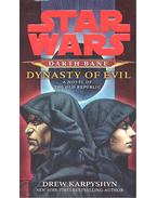 Darth Bane - Dynasty of Evil