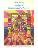 Stories of Shakespeare's plays 3 - Progressive English Reader Grade 3