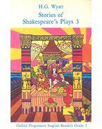 Stories of Shakespeare's plays 3 - Progressive English Reader Grade 3