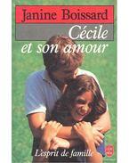 Cécile et son amour
