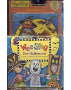 Wee Sing for Halloween with CD