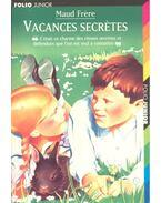 Vacances secrètes