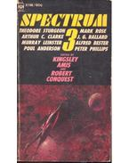 Spectrum 3 - A Third Science Fiction Anthology