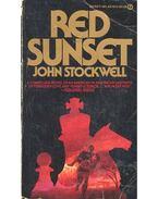 Red Sunset - Stockwell, John