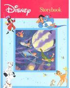 Storybook - Bambi, Peter Pan, 1010 Dalmatians, The Return of Jafar