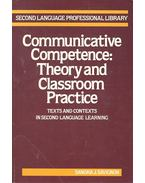 Communicative Competence - Theory and Classroom Practice