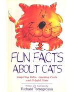 Fun Facts About Cats - Torregrossa, Richard