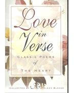 Love in Verse - Classic Poems of the Heart