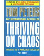 Thriving on Chaos - Handbook for a Management Revolution