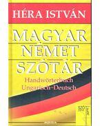 Magyar-német szótár - Héra István