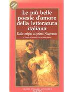 Le più belle poesie d'amore della letteratura italiana