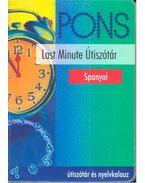 Last Minute - Spanyol Útiszótár