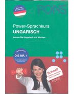 PONS Power - Sprachkurs - Ungarisch - Lernen Sie Ungarisch in 4 Wochen