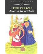 Alice in Wonderland - Easy Classics