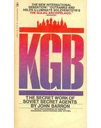 KGB, The Secret Work of Soviet Secret Agents