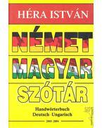 Német-magyar szótár ; Magyar- német szótár - Kéziszótár rövidített változata