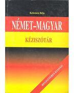 Német - magyar szótár