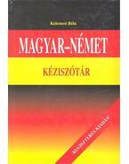 Magyar - német szótár