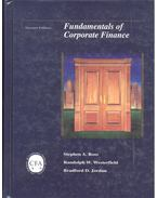Fundamentals of Corporate Finance 2nd ed.