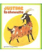Justine la chevrette