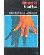 Hitchcocks Krimi-Box / Jugendkrimis zum Selberlösen