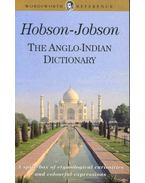 Hobson-Jobson - The Anglo-Indian Dictionary