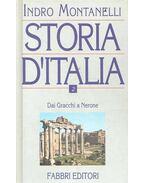 Storia d'Italia vol. II. - Dai Gracchi a Nerone