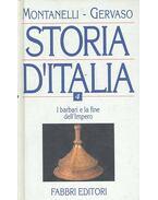 Storia D'Italia vol. IV. - I barbari e la fine dell'Impero