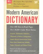 Modern American Dictionary