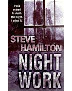 Night Work - Hamilton, Steve