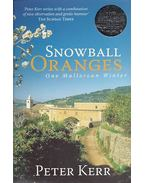 Snowball Oranges – One Mallorcan Winter
