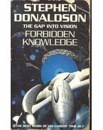 Forbidden Knowledge