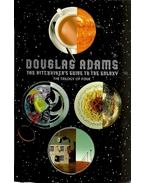 The Hitchhiker's Guide to the Galaxy - The Trilogy of Four