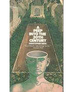 A Peep into the Twentieth Century